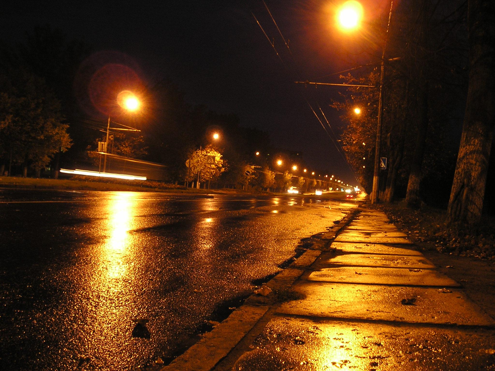 Фото ночные